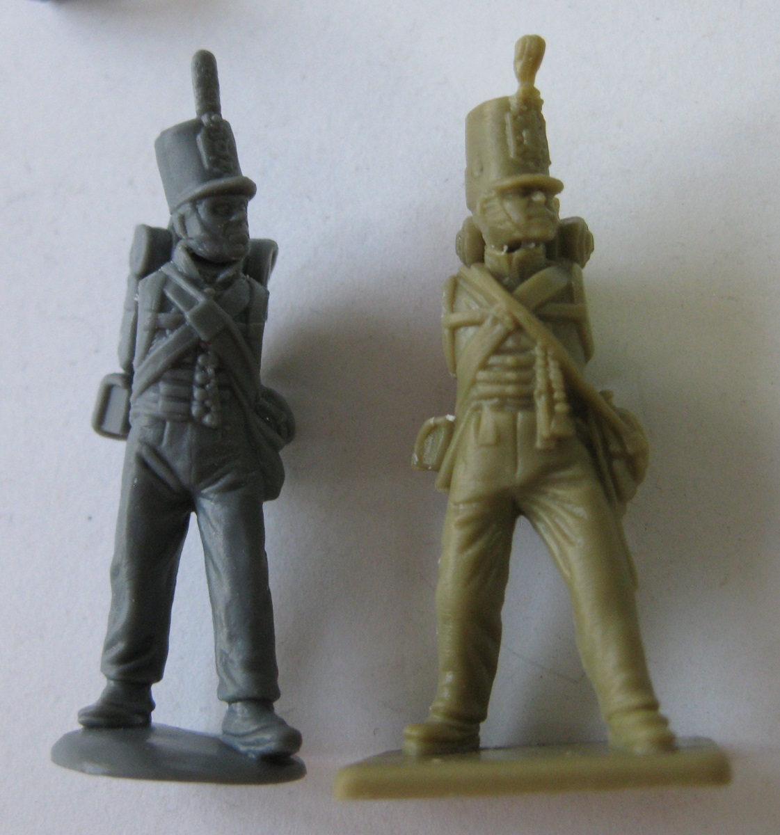 Victrix 28mm Waterloo British Infantry Centre Companies ...