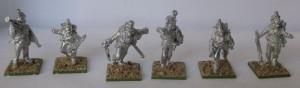 BH18 British 95th Rifles command