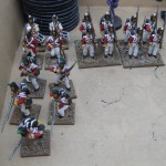 Finished British Infantry