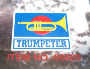 Trumpeter kit 06609