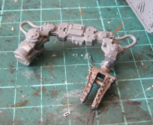 Colossus ammo crane