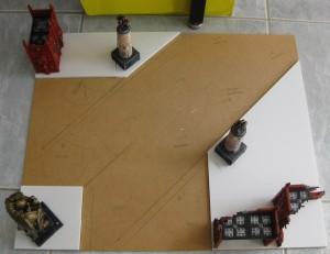Display base layout