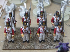 More british napoleonics... still lots more to go.