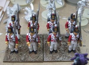 More british napoleonics... still lots more to go.