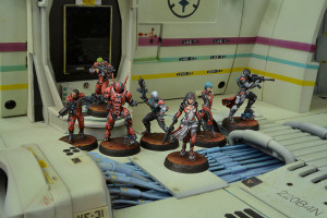 Pretty, pretty, models. From www.infinitythegame.com